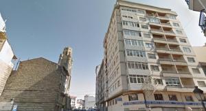 Vivienda ubicada en el entorno del templo de veracruz for Pisos alquiler carballino