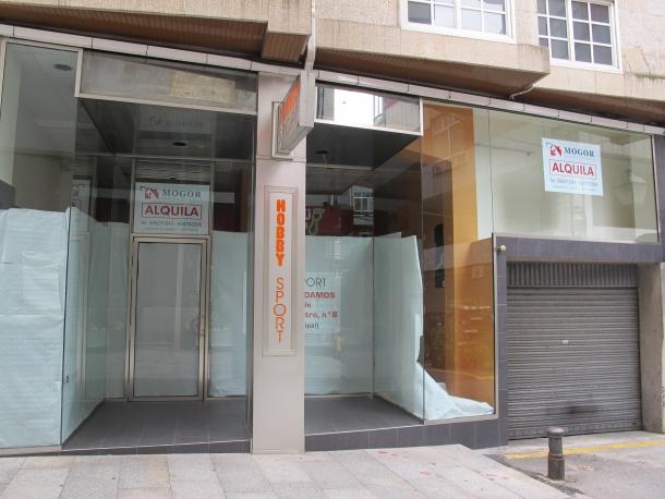 Local comercial 200 m2 c margarita taboada local for Pisos alquiler carballino